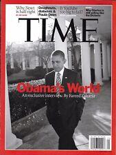 Time magazine President Barack Obama YouTube Charles Dickens Russian blogger