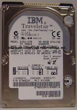 "IBM DJSA-230 30GB 12.5MM 2.5"" IDE Drive Tested Good Free USA Shipping"