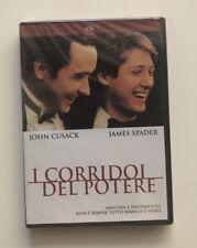 """DVD """"I CORRIDOI DEL POTERE"""" RARO FUORI CATALOGO - SIGILLATO (CUSACK SPADER)"""