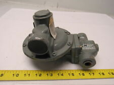 "Equipment Control Co. 043-182 3/8"" npt Gas Regulator W/Internal Relief 1/4"" Orif"