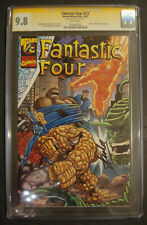Fantastic Four #1/2 CGC 9.8 SS.STAN LEE Signature Wizard Mail-Away Exclusive!.JS