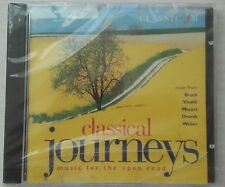 """""""Classical Journeys"""" Driving Music For The Road  Classic Fm CD. BRAND NEW SEALED"""
