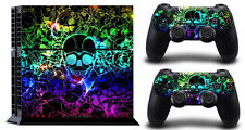 Interstellar space DECAL SKIN PROTECTIVE STICKER for SONY PS4 CONSOLE CONTROLLER