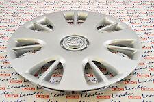 Originale Opel Corsa D - 38.1cm Copricerchi/Copertura - Nuovo GM - 13214815