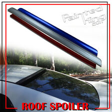 Painted Acura TSX CU2 Window Visor Rear Roof Lip Spoiler 09-14