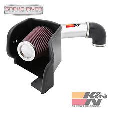 K&N COLD AIR INTAKE 09-17 DODGE RAM 1500 5.7L 13-17 DODGE RAM 2500 5.7L ALUMINUM