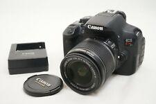 [MINT]Canon EOS Kiss X7i /Rebel T5i /EOS 700D w/18-55mm F/3.5-5.6 From Japan