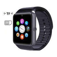 bluetooth Smart Watch GT08/Q18 Phone Mate Wrist watch SIM GPS for Android & iOS