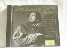 LAWRENCE TIBBETT Dear Rogue Lucrezia Bori Helen Jepson Pearl NEW CD