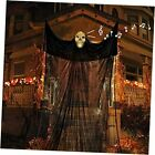 Halloween Decorations,10.8ft Halloween Ghost Hanging, Ghost Lights with Sound