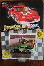 1992 Racing Champions 1/64 Dale Jarrett #18 Intersate Batteries Chevy Lumina