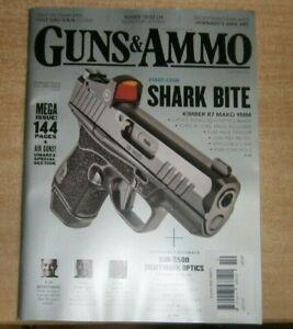 Guns & Ammo magazine Oct 2021 Mega issue! Umarex Special + Kimber R7 Mako 9mm