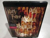 Harry Potter and the Half Blood Prince Blu-ray 4K UHD Ultra HD