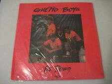 "GHETTO BOYS ""Be Down"" Rap-A-Lot Records Houston Texas 1988 Near Mint (g)"