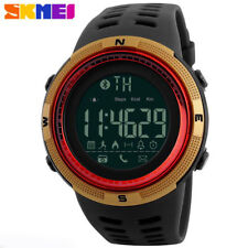 SKMEI Men Smart Watch Chrono Calories Pedometer Sports Watches Reminder Digital