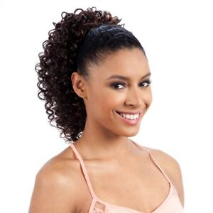 DIVINE GIRL - FREETRESS EQUAL DRAWSTRING SYNTHETIC PONYTAIL