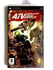 ATV Offroad Fury Pro PSP Playstation Nuevo Precintado Retro Sealed New PAL/SPA