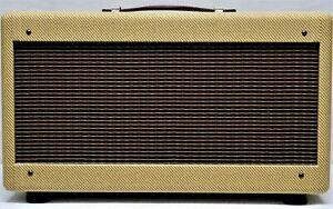 Narrow Panel Tweed Deluxe® Guitar Amplifier 5E3 Head Cabinet