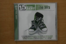 15 Of The Best: The 90's    (Box C108)