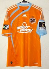 MLS Houston Dynamo 2009 Adidas Concacaf Ching Home Player Issue Soccer Jersey