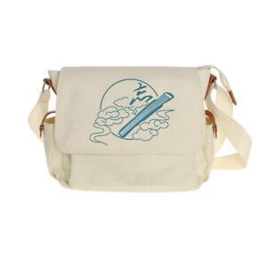 New Mo Dao Zu Shi Wei Wuxian& Lan Wangji Cosplay Canvas Shoulder Bag
