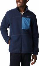 Columbia Sportswear Men's Rugged Ridge Sherpa Fleece Jacket Medium NWT
