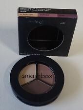 Smashbox Photo Op Eye Shadow Trio 2,76g – Alabaster Antique Clay – NEU