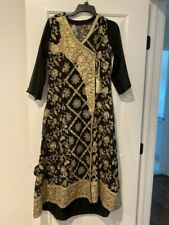 Indain/Pakistani Shalwar party Suit Bollywood Designer Embroidery Salwar Kameez