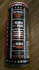 1 Volle Energy Drink Dose 250ml Mike Tyson Black Collection Werbung Full Can