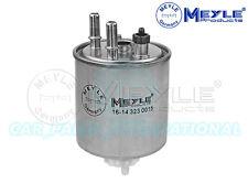 Meyle Fuel Filter, In-Line Filter 16-14 323 0015