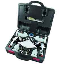 Husky HVLP & Standard Gravity Feed Spray Gun KIT Paint Sprayer Air Tool Auto Car