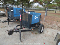 2010 Miller BIGBLUE 400 Eco Pro Diesel Towable Welder Generator Parts / Repair