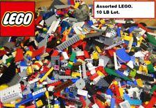 LEGO // 10lb // Assorted Bricks // Parts and Pieces // Bulk Genuine // 10 pounds