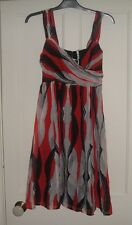"NEW LOOK ""BE GORGEOUS"" SILK DRESS - BNWT - RRP £35.00 - UK 10"