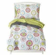 Sumersault 4-Piece Colorburst Todder Bedding Sheet Set & 32 x 57 Comforter NEW