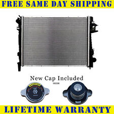 Radiator With Cap For Dodge Fits Ram Pickup 1500 2500 3500 3.7 4.7 5.7  2479WC