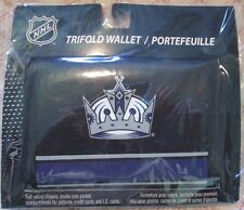 NHL Los Angeles Kings Trifold Wallet by JF Sports