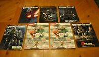 GAME INFORMER BACK LOG OF MAGAZINES& 2 COPIES OF NCAA FOOTBALL 13 PLAYER'S GUIDE