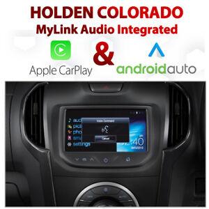 Holden RG Colorado 2014-16 MyLink Apple CarPlay & Android Auto Integration