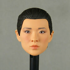 1/6 Scale Phicen China Honor Guard Female Navy Head Sculpt With Sculpted Hair