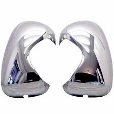Miroir De Verre Droit Grand Angle Chrome pour OPEL VIVARO BUS encadré 01 />
