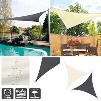 Pare-soleil jardin Voile Patio Partie d'auvent d'auvent 98% Triangle bloc UV SH
