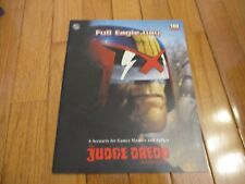 Judge Dredd Rpg Full Eagle Day