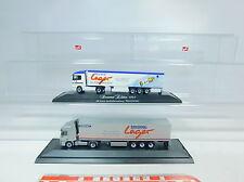 au844-1 #2x herpa H0 Camión /semirremolque MERCEDES-BENZ/ MB Binding cojinete,