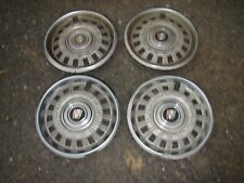 Factory 1980's? Buick 13 inch hubcaps wheel covers