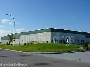 DuroBEAM Steel 100x192'x20 Metal Clear Span I-Beam Building Made To Order DiRECT