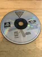 Ten Pin Alley (Sony PlayStation 1, 1996) Working Game Only