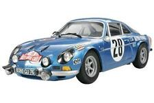 Tamiya 1/24 Sports Car | Model Building Kits | No.278 Alpine RENAULT A110 ('71