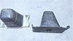 2000 to 2006 Toyota Tundra 1995-04 TACOMA Spring Bumper Rear 4830604010 Pair ,