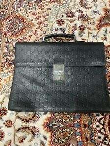 Gucci briefcase monogram 34044